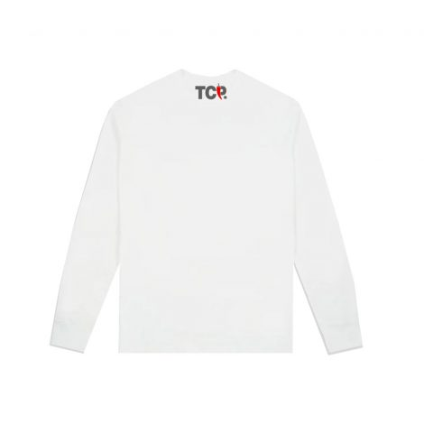 TCP Embroidered Logo LS Tee