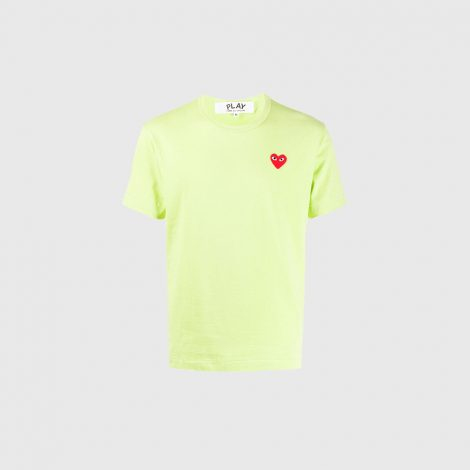 COMME DES GARCONS PLAY P1T272 2 GREEN 01