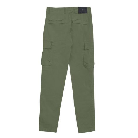 THE CHILIPEPPER PANT CARGO806 MILITARY GREEN 01